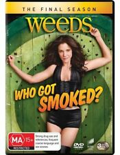 Weeds season series 8 DVD R4
