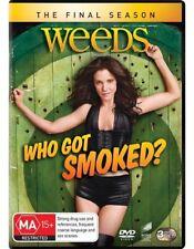 Weeds : Season 8 (DVD, 2014, 3-Disc Set)