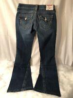True Religion Joey Flare Jeans Women's Size 26X30