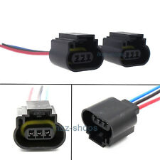 H13 9008 H13LL Socket Female Adapter Wiring Harness Wire Pigtail Plug Headlight