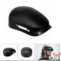 Motorcycle Helmet Half Face Helmet Berets Fiberglass TT&CO For Bobber Chopper