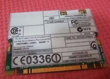Atheros AR5BMB-44 Wireless 802.11g 54Mbps Mini PCI Wi-Fi Network Adapter