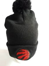 Toronto Raptors NBA Coors Light Toque Hat Winter Black