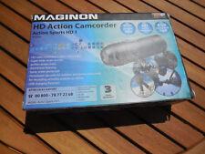 Videocámara HD Maginon acción deportiva de acción HD1 90968