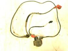 kawasaki brute force 750 650 starter starting solenoid battery cables wires 2005