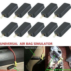 10x Emulator Tool For Car Air Bag SRS System Repair Airbag Simulator Diagnostic
