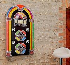 Steepletone Large Jukebox Style Bluetooth Speaker System Stand or Wall Mount
