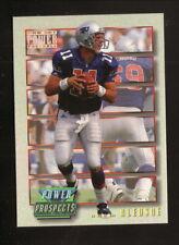 Drew Bledsoe Rookie Card--New England Patriots--1993 Pro Set Power Prospects