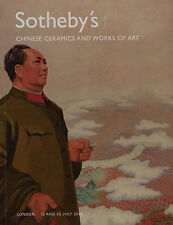 CHINESE CERAMICS & WORKS OF ART AUCTION CATALOGUE