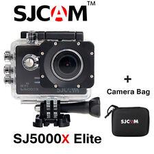Original SJCAM SJ5000X Elite WiFi 4K 24 Sony Sensor Action Sport Camera +Cam Bag