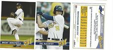 COMPLETE 2017 MONTGOMERY BISCUITS TEAM SET MINOR LGE - AA TAMPA BAY RAYS