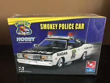 DODGE DART 1970s Smokey Police Car 1/25 scale AMT ERTL iHOBBY #38515 model kit