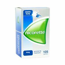 NICORETTE GOMME DA MASTICARE 105 GOMME 4 MG