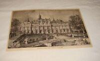 1876 magazine engraving ~ PALACE OF LA GRANJA, Spain