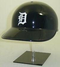 DETROIT TIGERS White Logo Home Rawlings Classic Official MLB Base Coach's Helmet