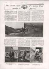 1900 Great Strike 150,000 Coal Miners America Scranton Herod Characters