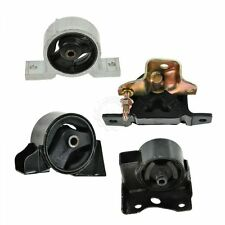 Motor Engine & Automatic Transmission Mount Set of 4 Kit For 00-06 Sentra 1.8