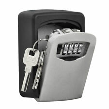 Outdoor High Security Wall Mounted Key Safe Box Code Secure Lock Storage Digital