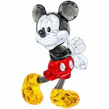 Swarovski Crystal Disney MICKEY MOUSE 5135887 NEW 2017