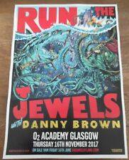 More details for run the jewels - live music show nov 2017 promotional tour concert gig poster