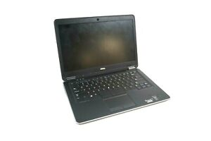 "Dell Latitude E7450 14"" Intel i7-5600U 2.6GHz 8GB DDR3 No Battery HDD"