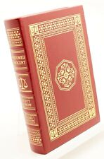 Presumed Innocent, Scott Turow, EASTON PRESS, SIGNED Limited Edition Hardcover