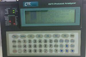 CTC Union BTM10 BTM10B-EVT1 Protocol Analyzer