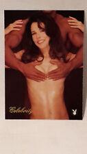 Playboy's Celebrity card July 1994 patty davis #1pd playboy 1995