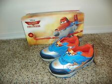 Disney Planes Fire Rescue Toddler Sneaker size 10 Med. Disney Planes - Nwt!