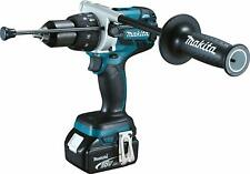 Makita DHP481RTJ - Perceuse percussion, batterie 18 V, 5,0 Ah
