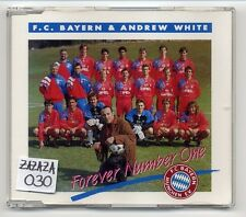 FC Bayern München Maxi-CD Andrew White Forever Number One - 861 955-2 - 1993