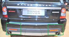 LAND ROVER RANGE ROVER SPORT 10-13 REAR BUMPER REFLECTOR SET GENUINE PART