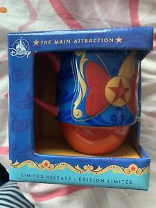 Disney Minnie Mouse The Main Attraction Dumbo the Flying Elephant mug