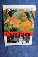 LE MUSEE DE L'ERMITAGE / SAINT-PETERSBOURG  / LE FIGARO + DVD