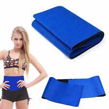 Neoprene Lower Back Waist Support Pain Belt Body Brace Lumbar Control Sports