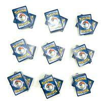 Pokemon - 50 verschiedene Karten - Deutsch - Boosterfrisch I Ideal als Geschenk