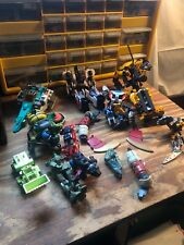 Transformers Lot  Cybertron, Parts ) Mixed