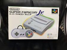 NEW SNES Junior Jr Japan import F/S Manufacturer end of production