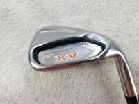 Acer XV 7 iron R-Flex Steel Shaft RHP  Mid size Grip