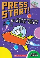 Super Rabbit Boy Blasts Off!, Paperback by Flintham, Thomas, Brand New, Free ...