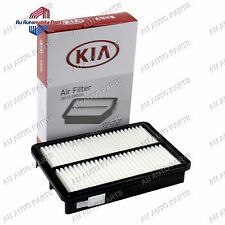 Genuine Hyundai Tucson (2004-10) Kia Sportage KM (2004-10) Air Filter 2811308000