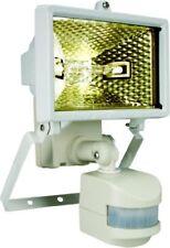 Luces de seguridad de jardín halógenos aluminio