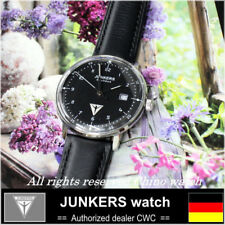 Free shipping JUNKERS BAUHAUS QUARTZ 6046-2QZ New Made in GERMANY