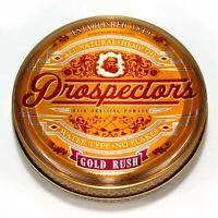 Prospectors Gold Rush Firm Hair Dressing Pomade