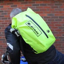 Spada Motorbike Motorcycle Waterproof Dust Proof 30 Litre Dry Ruck Sack Fluo