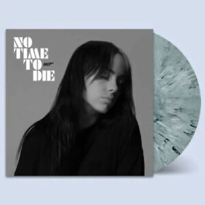 "Billie Eilish - No Time To Die - Smoke Coloured 7"" Vinyl Single - (New)"