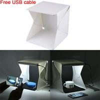 Light Box Tent Kit Portable Photo Studio Mini Light Room professional Photograhy