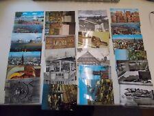 Vintage Tarjetas Postales/Tarjetas Postales Hamburgo, 27 Piezas, #K-79-5