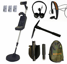 Visua Professional Metal Detector Headphones Batteries Pick FREE DELIVERY