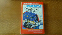 INTELLIVISION SPACE BATTLE (RED VERSION) BOXED